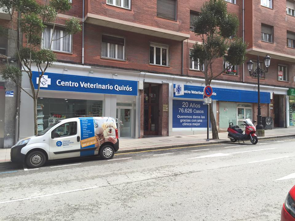 clinica veterinaria quiros
